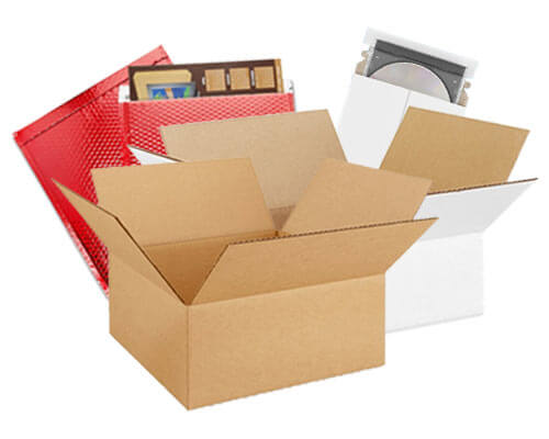 Standard Box Packaging by Corporate Disk Company