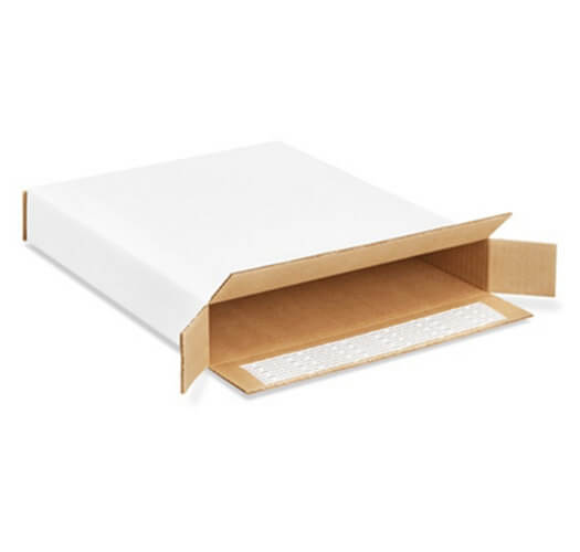 Standard Corrugated Mailers by Corporate Disk Company