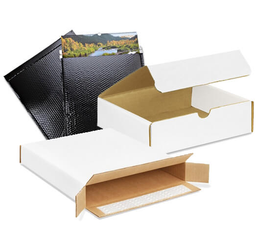 Standard Mail Packaging by Corporate Disk Company