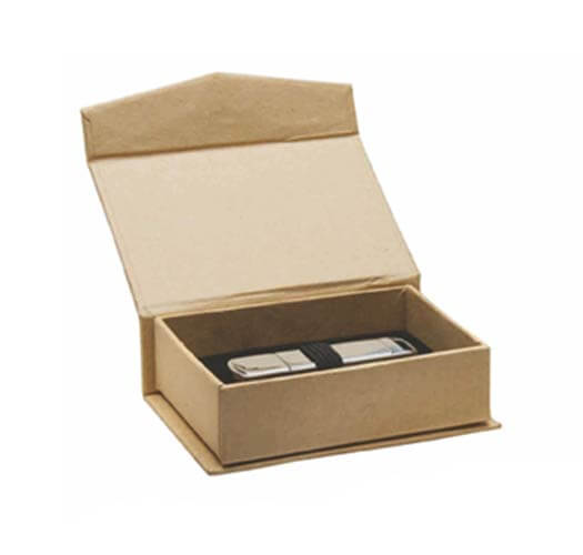 Standard USB Gift Box Packaging by Corporate Disk Company